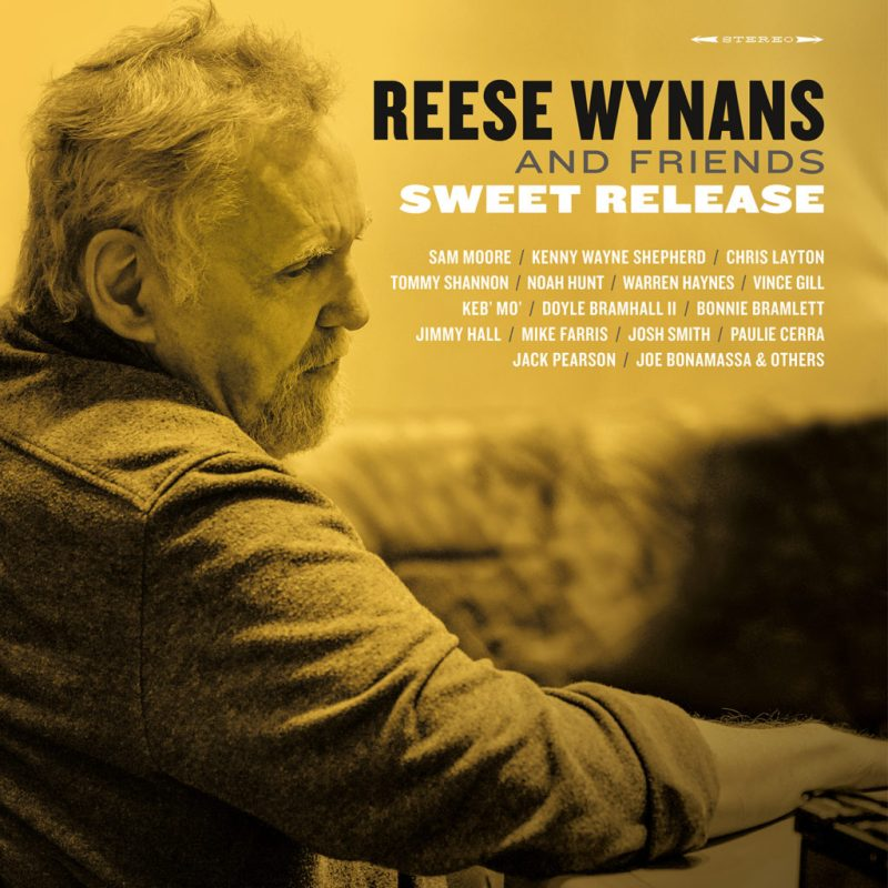 Reese Wynans and Friends enjoy their Sweet Release