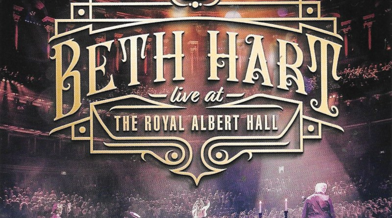 Live Beth Hart Album Bringing Royal Albert Alive