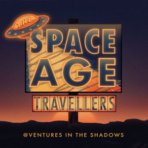 Space Age Travellers have Adventures In The Shadows