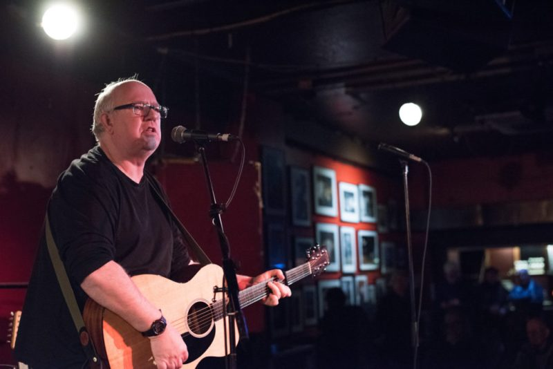 Billy Bremners Rockfiles Entertains The 100 Club