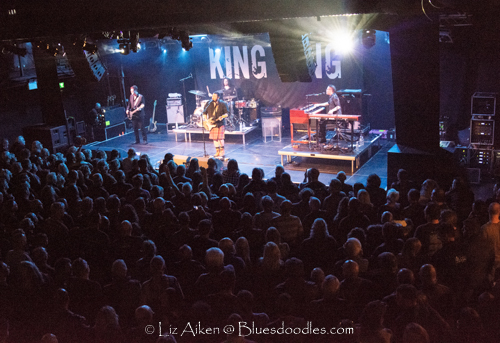 King King Stops the Trams at The Tramshed Cardiff