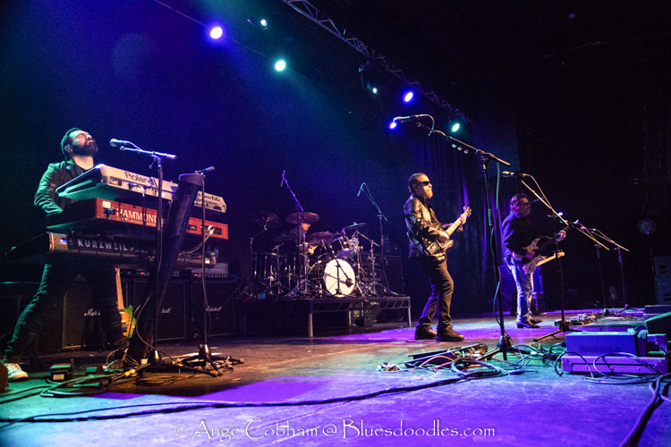 Blue Oyster Cult plays Manchester Academy