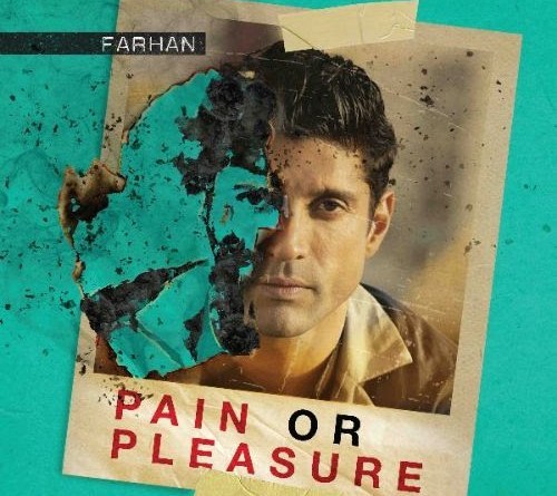 Farhan Releases new single Pain Or Pleasure