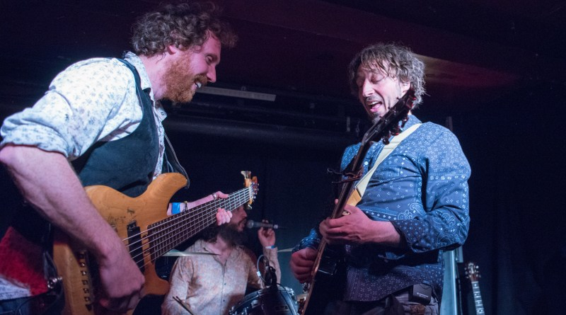 Wille and The Bandits Path takes them to Islington