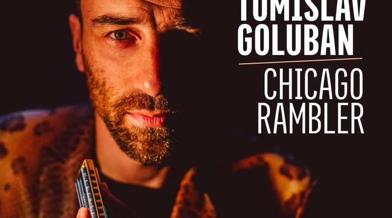 Tomislav Goluban is a Chicago Rambler