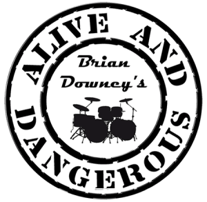 Brian Downey's Alive and Dangerous Play Camden
