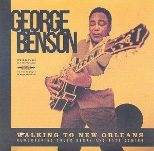 George Benson Goes Walking to New Orleans
