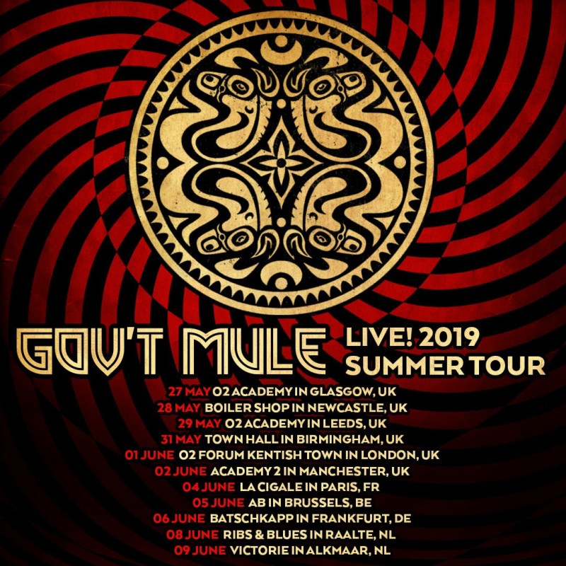 Gov't Mule - Bring On The - Live At The Capitol Theatre