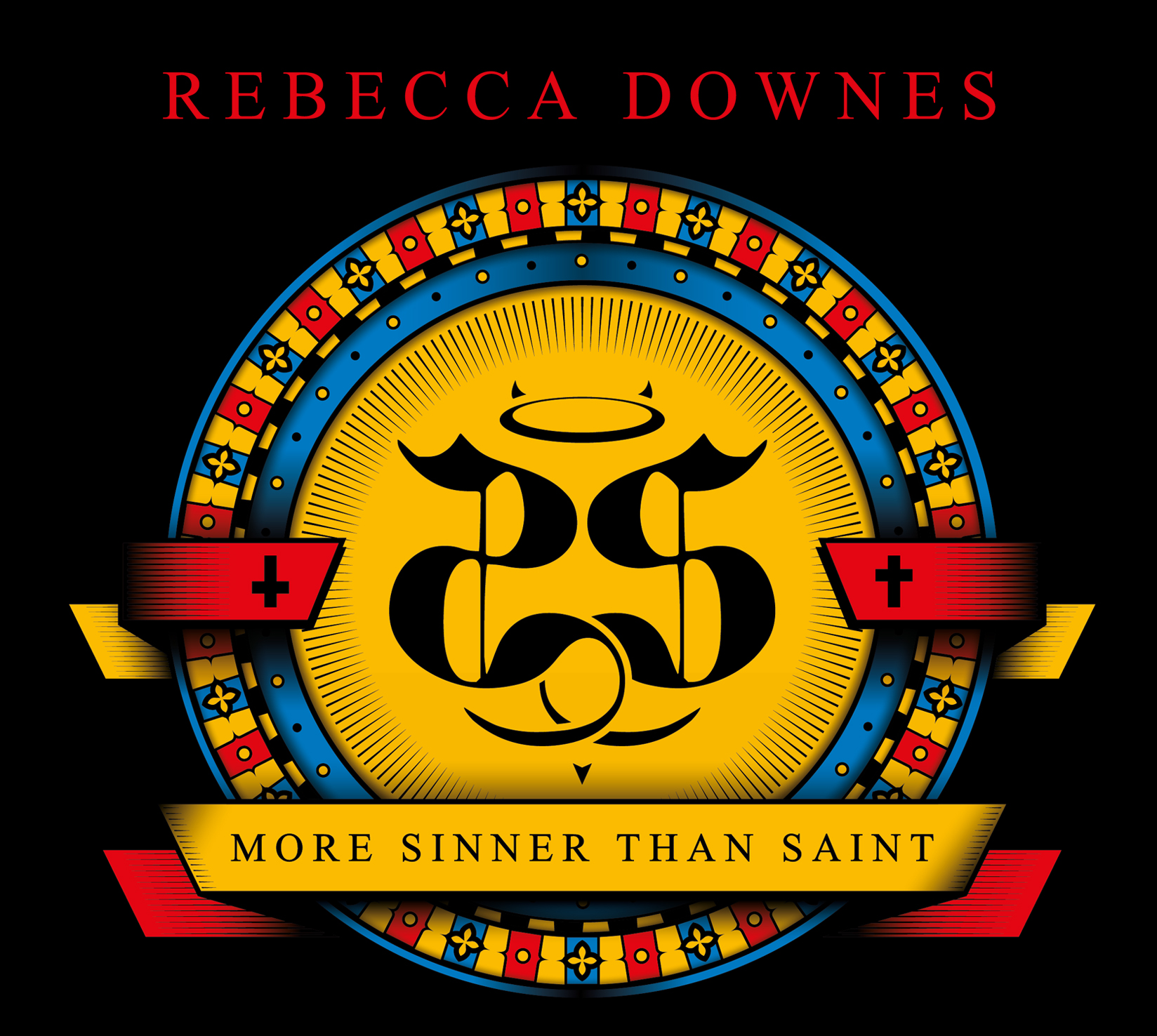 Are you More Sinner Than Saint we Ask Rebecca Downes