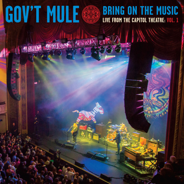 Gov't Mule says Bring On The Music Live