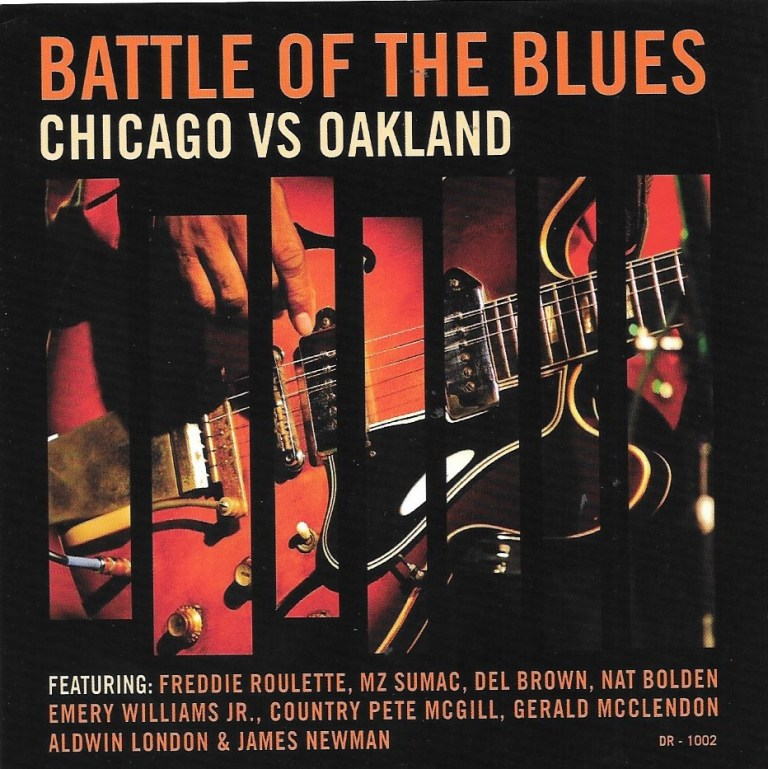 Battle Of The Blues: Chicago v Oakland captured