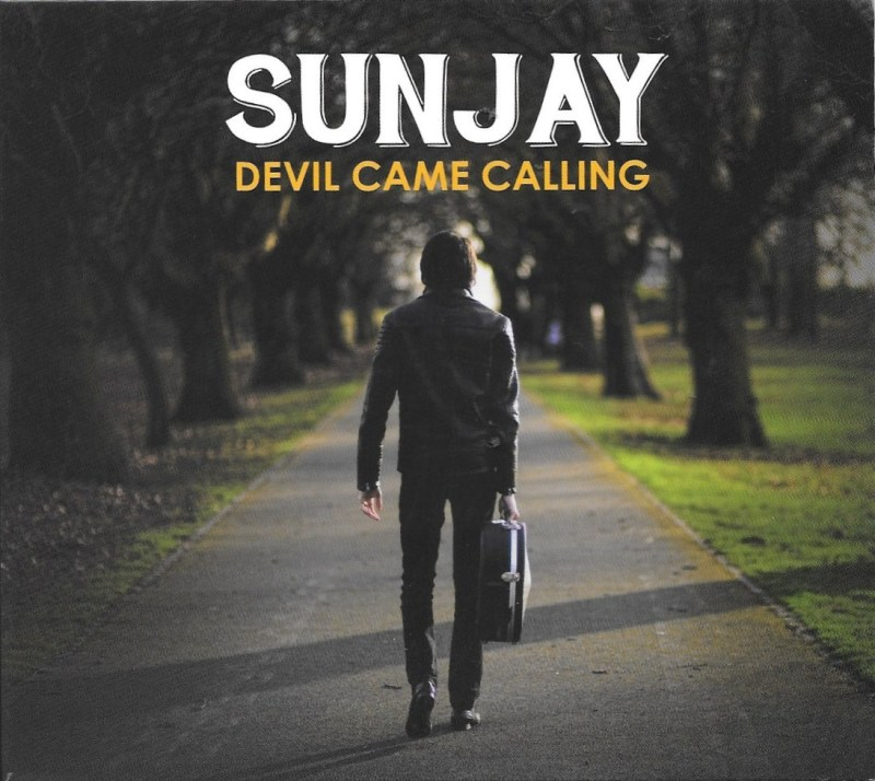 Devil Came Calling declares Sunjay On His Fifth Album