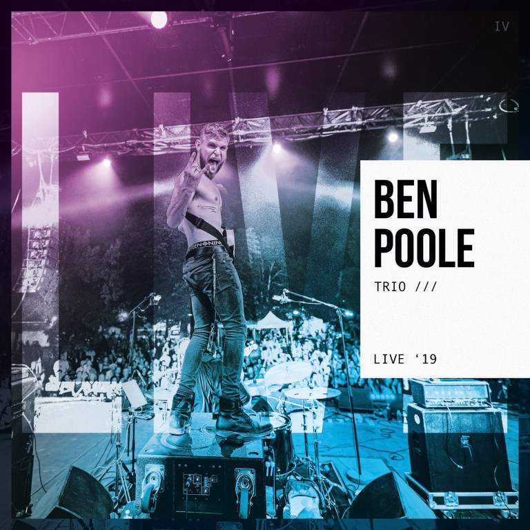 The Ben Poole Trio ///– Live '19