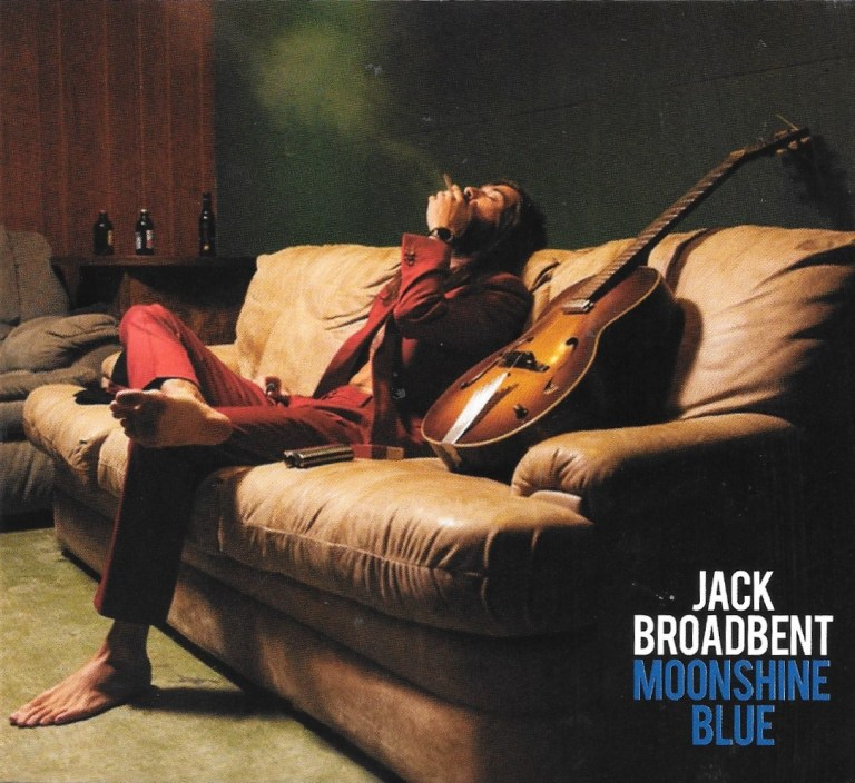 Jack Broadbent slides into Moonshine Blue