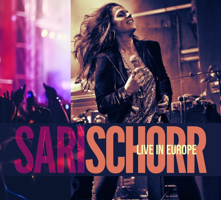 Sari Schorr is Live In Europe