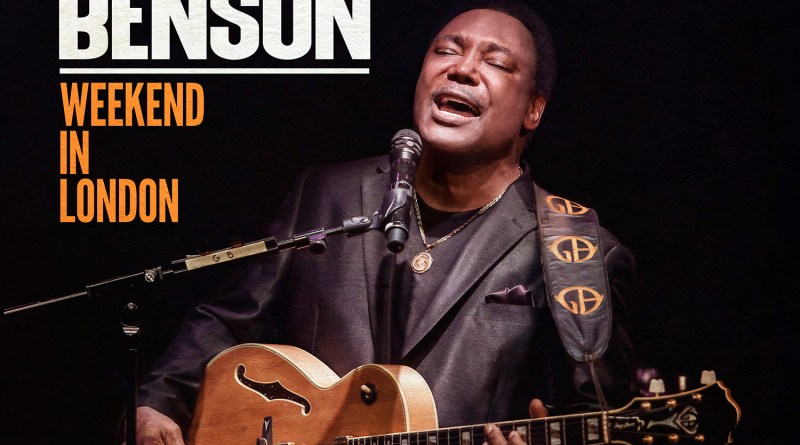 George Benson Bringing Live Music to your Speakers