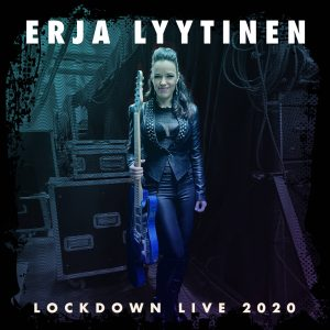 Erja Lyytinen performs Lockdown 2020 Live