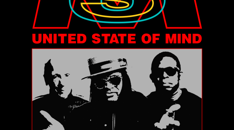 United States of Mind by Trower, Maxi Priest & Brown