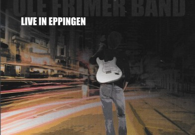 Ole Frimer Band playing Live In Eppingen