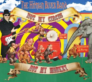 Hitman Blues Band in denial on the latest album