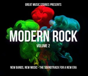 Great Music Stories launches Modern Rock Vol 2