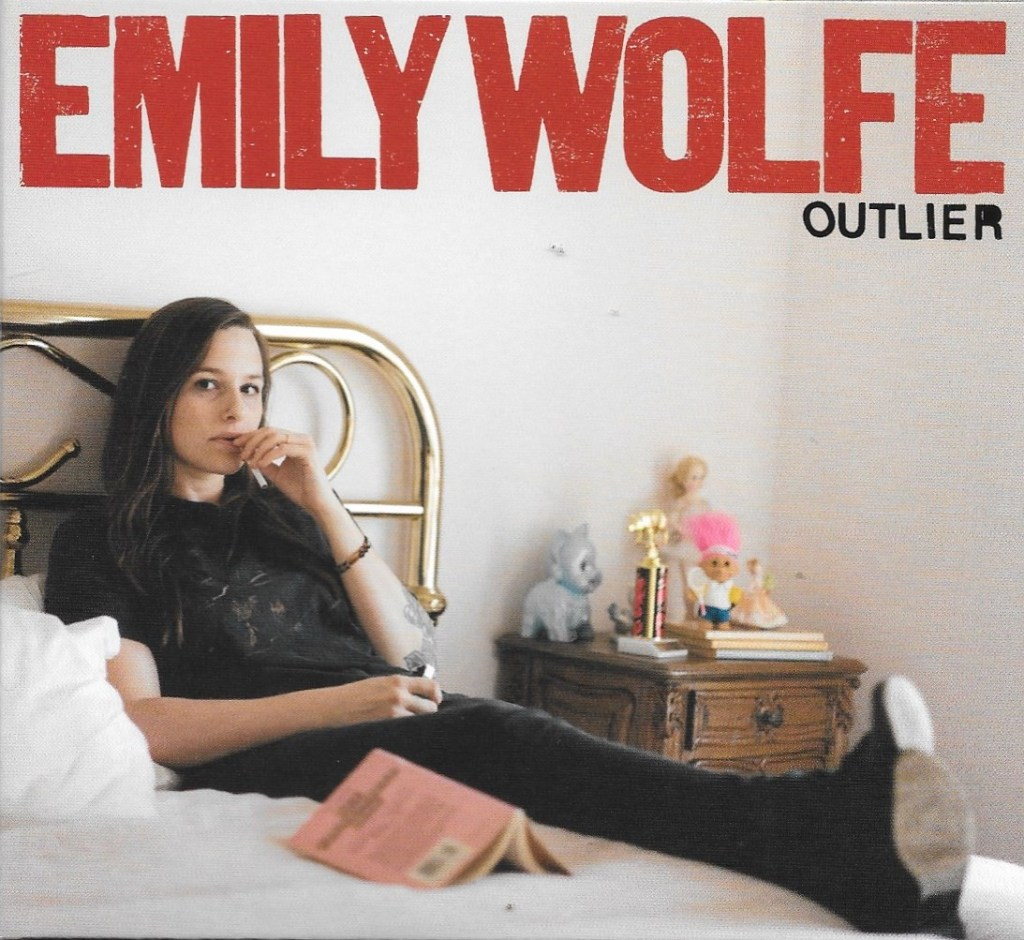 Emily Wolfe shows Stealth on Outlier