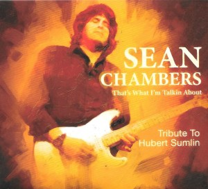 Sean Chambers knows That's What I'm Talkin' About.