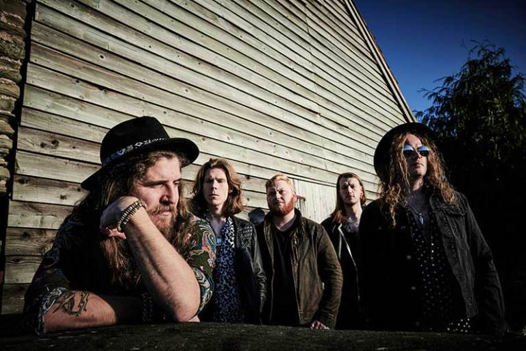 Bad Touch pay tribute to The Marshall Tucker Band
