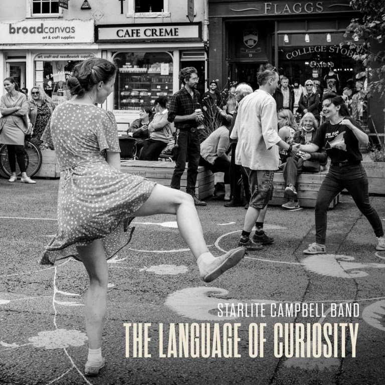 Starlight Campbell Band playing The Language of Curiosity