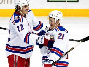 Derek Stepan, just one of many reasons for optimism this season
