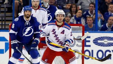 Photo of Rangers' salary cap issues are mitigated by NHL ready prospects