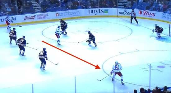 How not to backcheck.