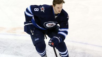 Photo of Jacob Trouba among top defensemen, per NHL Network