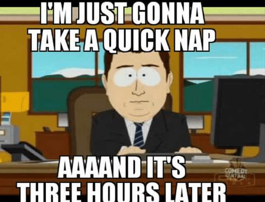 sleep-meme