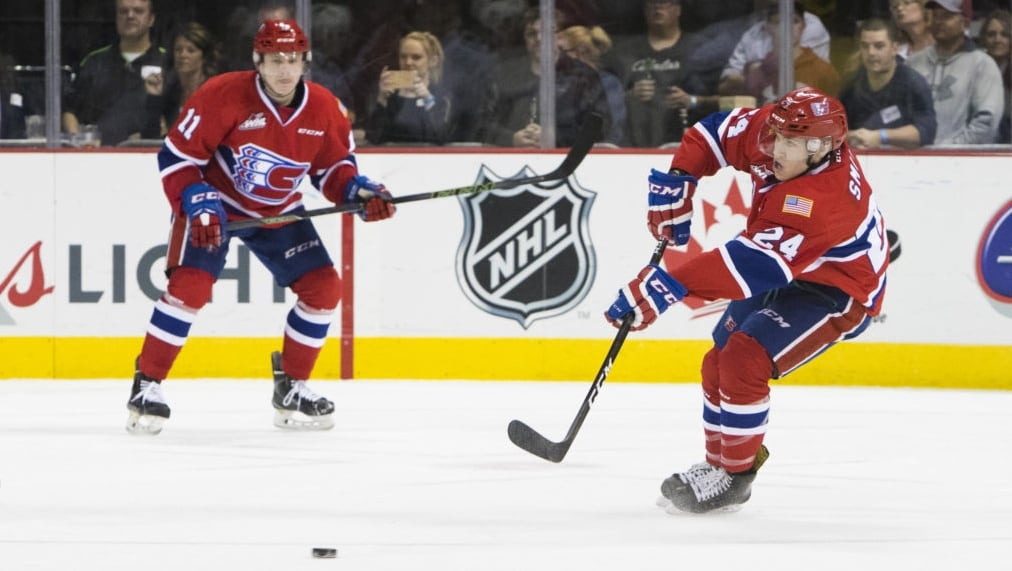 2018 NHL Draft Profile  Ty Smith - Blue Seat Blogs 5c2232d81