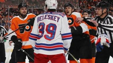 Photo of Rangers recall Matt Beleskey