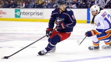 Photo of Artemi Panarin: With or without Mika Zibanejad at even strength?