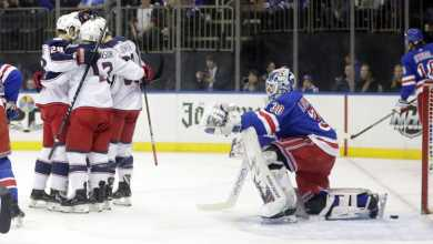 Photo of Rangers Continue to Pile Up Consolation Points, Lose to Blue Jackets