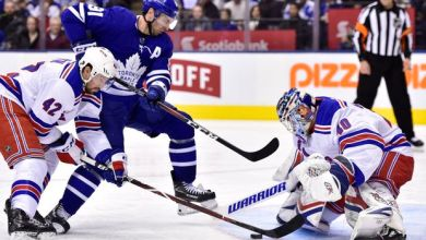 Photo of NY Rangers Game 38 Open Thread: Another date in Toronto