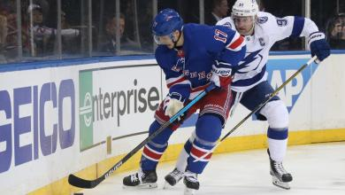 Photo of Rangers shut down Jesper Fast for the year
