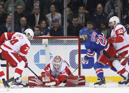 rangers detroit red wings