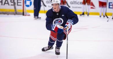 Rangers sign Joey Keane to entry-level contract