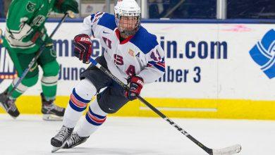 Photo of 2019 NHL Draft Profile: Jack Hughes
