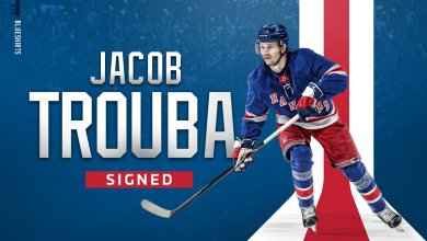 Photo of Rangers ink Jacob Trouba to seven year deal, $8 million per season