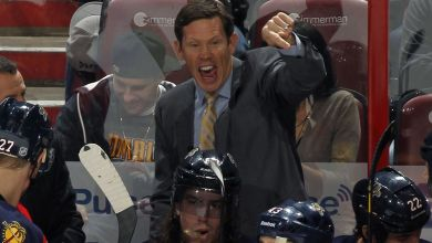 Photo of Rangers hire Gord Murphy as Hartford Wolf Pack Assistant Coach