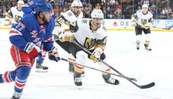 rangers vegas golden knights tony deangelo