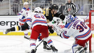 Photo of Game thoughts: Rangers lose a matinee to the Bruins