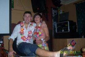 Nat's 'Leaving for Tenerife do'