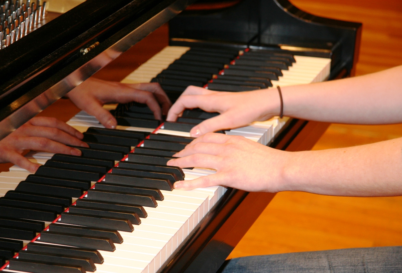 How To Practice And Study Piano