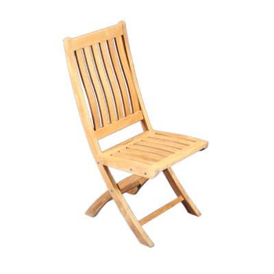 Outdoor Teak Folding Chair